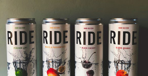Review: Ride Hard Seltzer