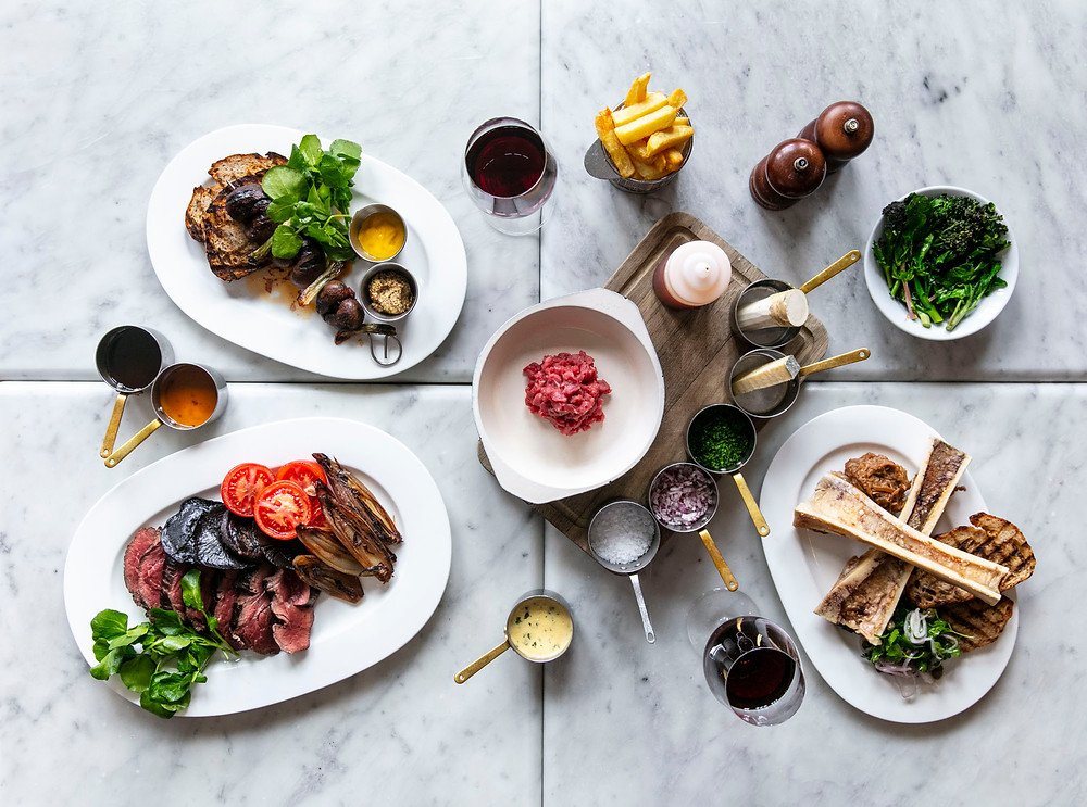 Butlers Wharf Chophouse Introduces 4-Course Meat Focused Tasting Menu, Meat Up