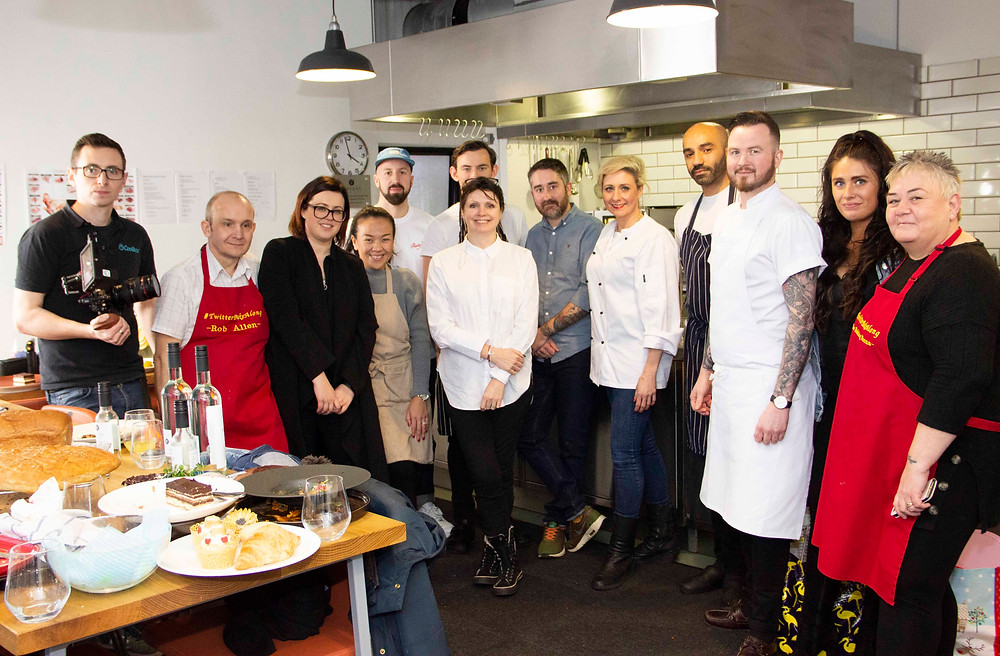 Manchester Kitchen Social Launch