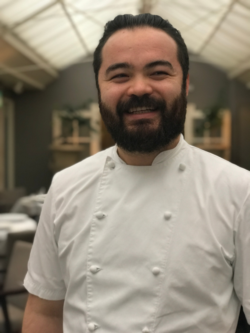 Luke Phillips, Head Chef, Hans' Bar & Grill