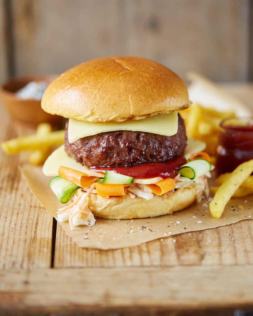 Smokey Joe Burger Recipe