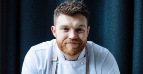 Chef Tom Brown launches The Chester Hotel's Signature Spring Appetiser