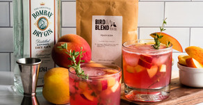 Bird & Blend Launch Infusions Perfect For Iced Tea