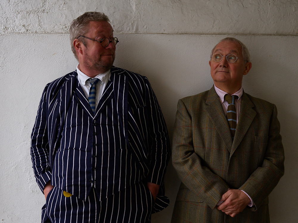 Fergus Henderson and Trevor Gulliver_Photo Credit Jason Lowe