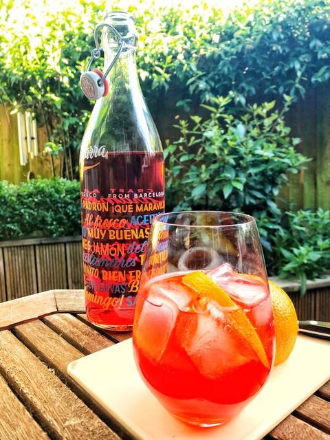 Review: El Bandarra al Fresco Vermouth