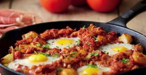 Recipe: Patatas Bravas and Eggs