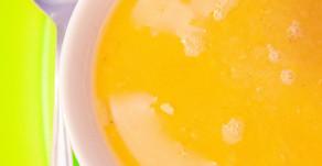 Recipe: Red Lentil & Coconut Soup