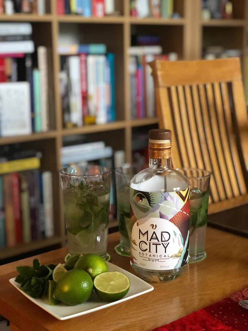 Mad City Rum