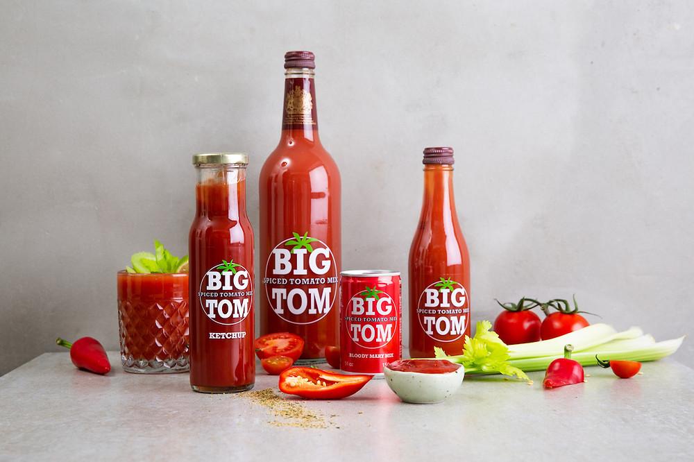 Big Tom Ketchup