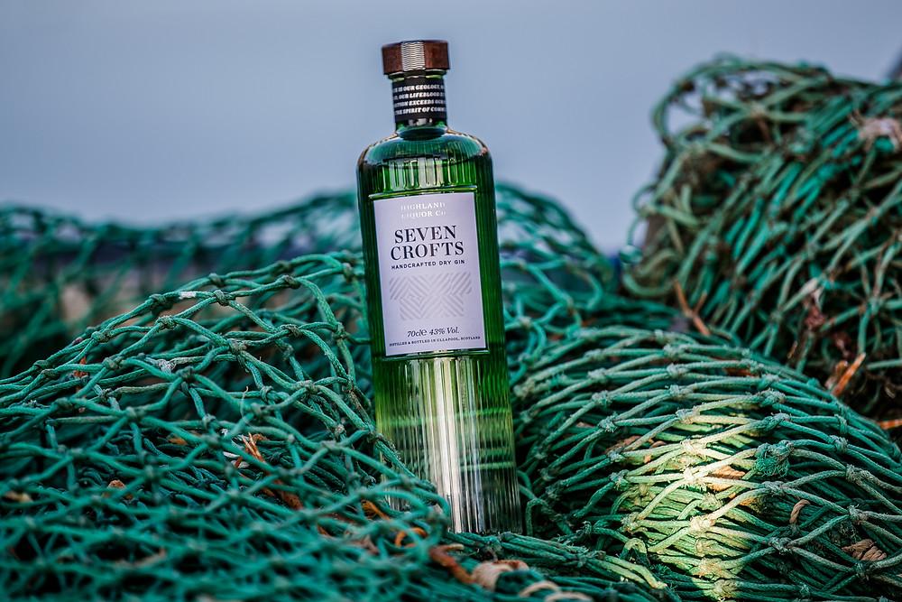 Seven Crofts Gin Best UK Gin