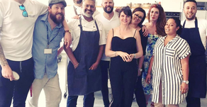 What Is: LONDON KITCHEN SOCIAL