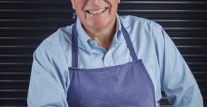 Chef restaurateur Andreas Antona launches Antona at Home
