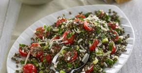 Recipe: Lentil and Parmigiano Reggiano Tabbouleh