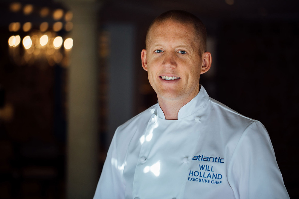 Chef Will Holland announces Eat Jersey 2020