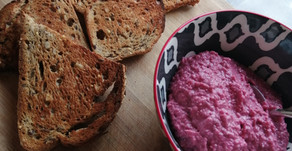 Review: ChicP Beetroot and Horseradish Hummus