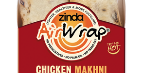 Review:  Zinda AirWrap