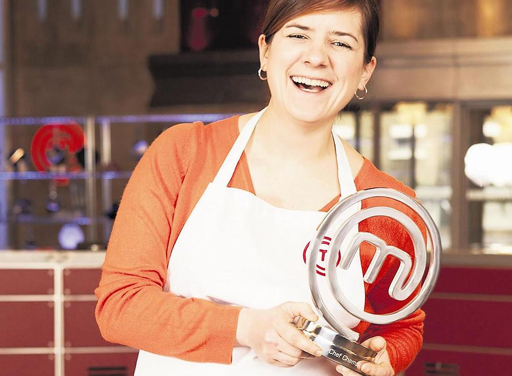 MasterChef Winner Natalie Coleman at Essex Food Festival, Chelmsford