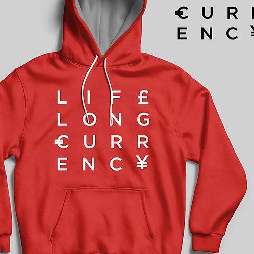 Unisex Life Long Currency Hoodie (Preorder)
