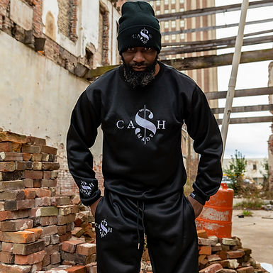 Unisex Cash Made Jogger Suit (Preorder)