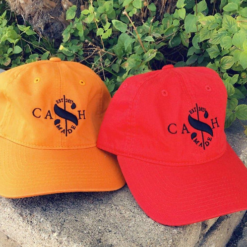 Cash Made Dad Hats