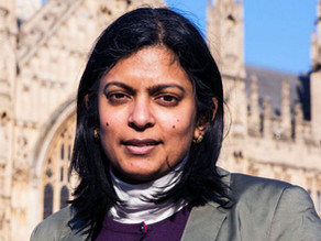 letter of support from Rupa Huq
