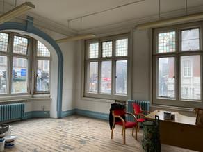 the windows transformed