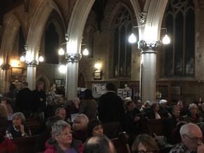 7thNovemberPublic Meeting at St Marys Church