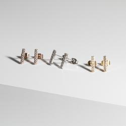 stainless-steel-earrings-bar-gold-rosegold-cz-stones-mia-T315E002
