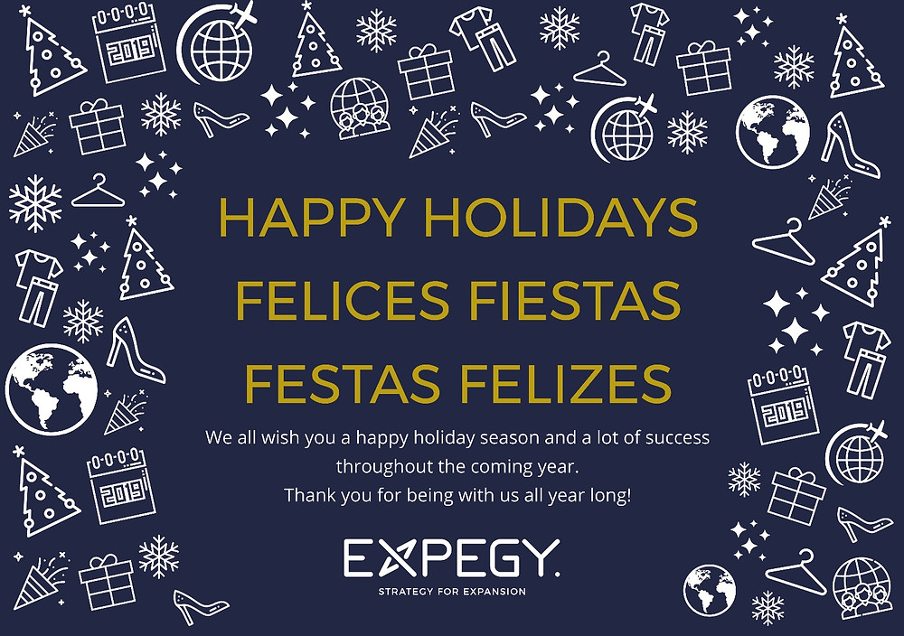 Happy holidays from the Expegy Team!