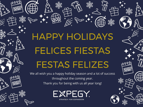 HAPPY HOLIDAYS to all our Network !!!