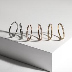 stainless-steel-earrings-hoop-half-eternity-cz-stones-mia-T217E006