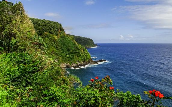 Highway to Hana, Maui