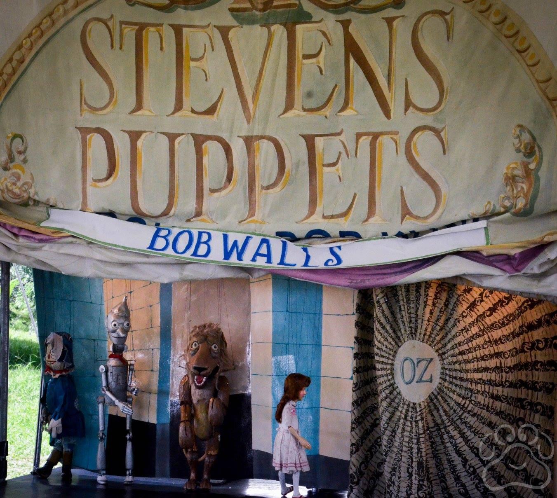 2016 Oz Fest Steven's Puppets