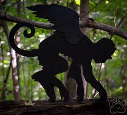 2016 Oz Garden Flying Monkey