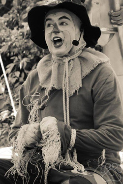 2016 Oz Fest Scarecrow singing