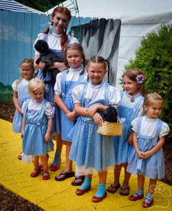 2016 Oz Fest Dorothy with Dorothys