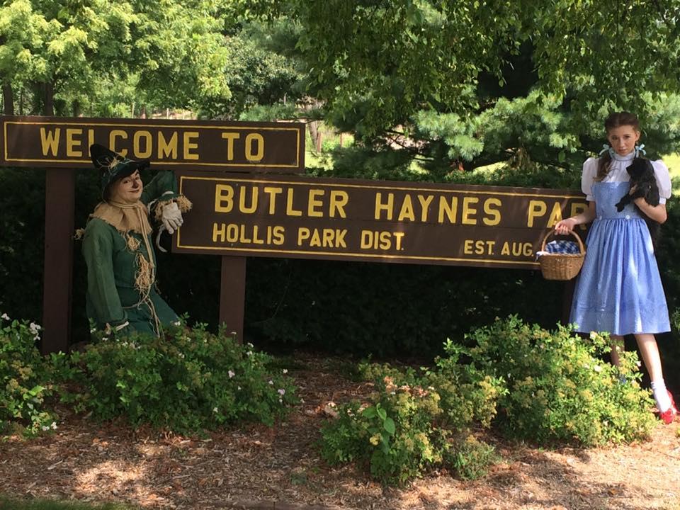 Butler Haynes Park