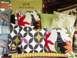 SEW SOFT FURNISHINGS