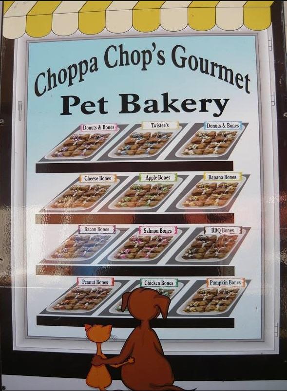 CHOPPA CHOPS GOURMET BAKERY