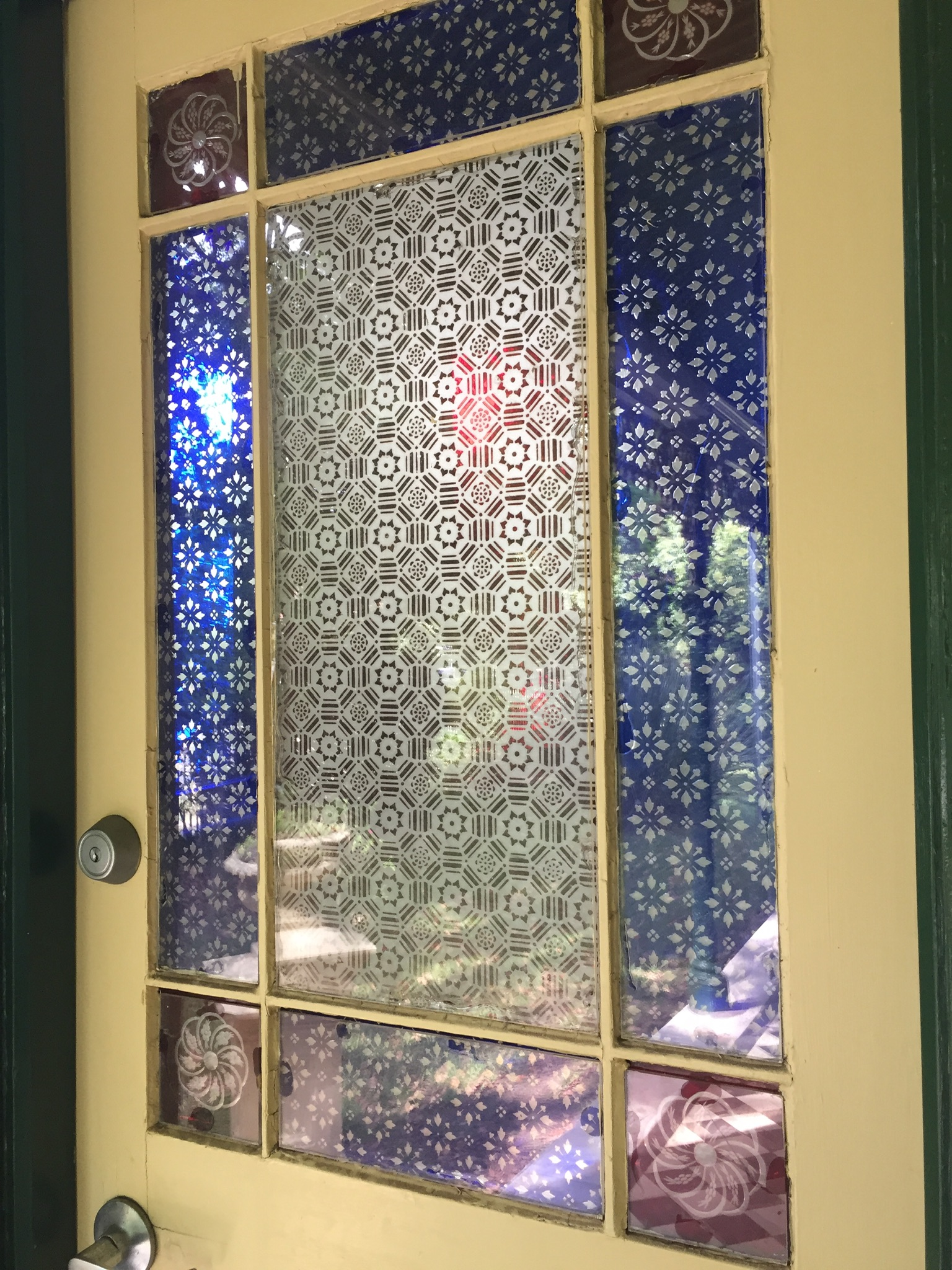 LAURELBANK DOOR