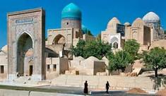 「青の都」として知られるウズベキスタンのイチオシの人気スポット「サマルカンド」の情報ページです。サマルカンドの見どころ、ベストシーズン、アクセスのコツ、合わせて立ち寄りたい名所など観光のポイントから地図、ハイライト動画まで幅広くご案内しています。詳細はこちらからご覧ください。