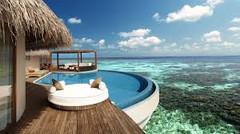 紺碧のインド洋を飾る26の珊瑚の環礁で知られる世界有数のリゾート地、モルディブ・アリ環礁のイチオシのリゾートホテル「Wリトリート&スパ・モルディブ」の情報ページです。Wリトリート&スパ・モルディブの設備やサービスからアクセスのコツ、周辺の観光のポイント、地図、ハイライト動画まで幅広くご案内しています。詳細はこちらからご覧ください。