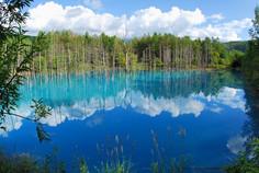 日本で最も美しい丘の町として知られる北海道・美瑛町のイチオシの絶景スポット「青い池」の情報ページです。青い池の見どころ、ベストシーズン、アクセスのコツ、合わせて立ち寄りたい名所など観光のポイントから地図、ハイライト動画まで幅広くご案内しています。詳細はこちらからご覧ください。