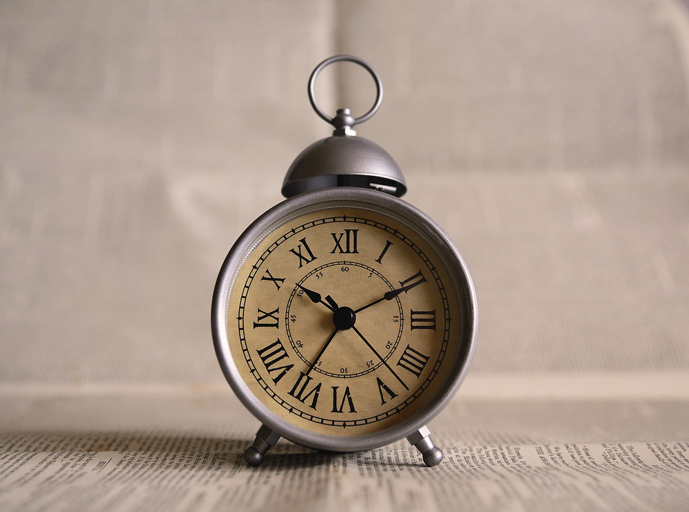 Time is precious. Should you publish to meet a deadline or wait until your content is perfect?