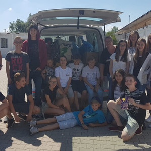 Spendenaktion Realschule Freising II