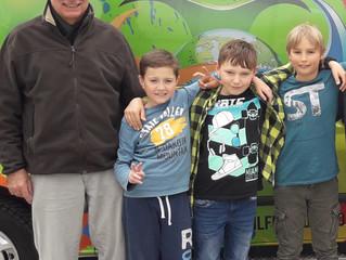 Spendenaktion Grundschule Dorfen Nord