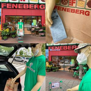 Unterstützung durch Feneberg - jetzt mitmachen!