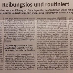"""Artikel """"Süddeutsche Zeitung"""""""