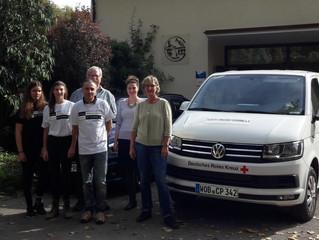Spendenaktion des Anne-Frank-Gymnasium Erding