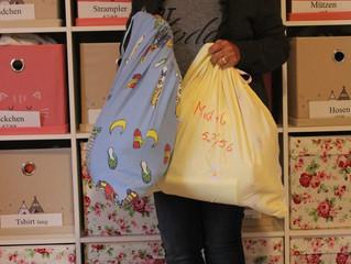400 Babybags - made by Marika